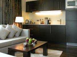 Hotel Photo: Atelier Apartments by BridgeStreet