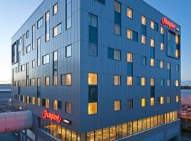 Hampton by Hilton London Gatwick Airport Gatwick Regne Unit