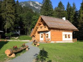 Hotel photo: Chalet Zlatorog Mountain - Lake Getaway