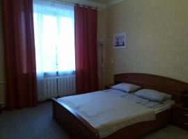Hotel photo: Newburg Apartament on Voevodina