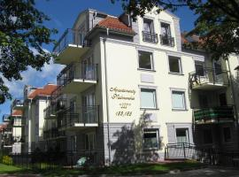 Hotel photo: Apartament Lazurowy