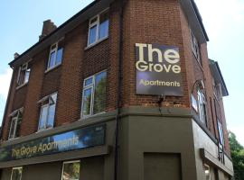 Grove Apartments London United Kingdom