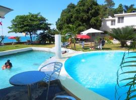 Hotel photo: Hotel Kabic Beach Club