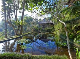 Hotel Tjampuhan Spa Ubud Indonesia