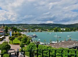 Pension Seeblick Velden am Wörthersee Áustria