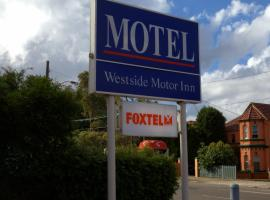 Hotel photo: Westside Motor Inn