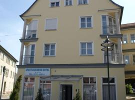 Apart Business Hotel Stuttgart Germany