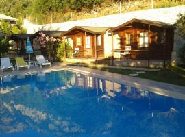 Onur Motel Faralya Turkey