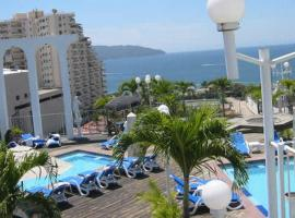 Hotel photo: Sirenas Express Acapulco