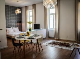 Hotel Photo: Baross Boutique Apartman