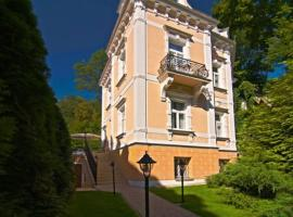 Pension Villa Renan Karlovy Vary Czech Republic