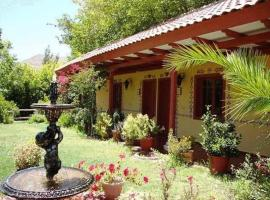 Hotel Photo: Hacienda Los Andes