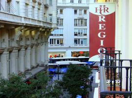 Hostal Regio Madrid Spain