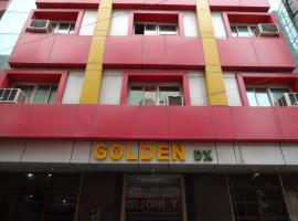 Hotel Golden Deluxe New Delhi 인도