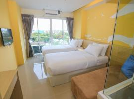Hotel photo: R-Con Rest Sea Jomtien
