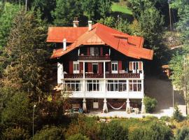 Les Airelles Bed and Breakfast Leysin Switzerland