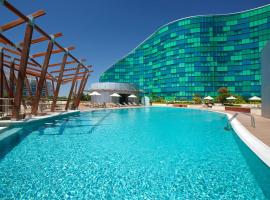 Hotel photo: Hilton Capital Grand Abu Dhabi