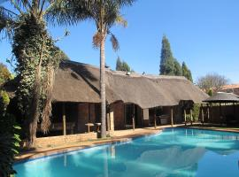 Aero Guest Lodge Kempton Park South Africa