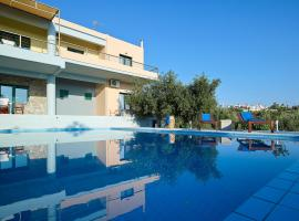 Fortino Villas Tersanas Greece