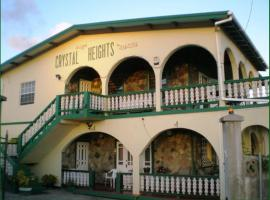 Hotel near  E T Joshua  airport:  Crystal Heights Guest House