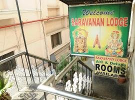 Saravanan Lodge Chennai India