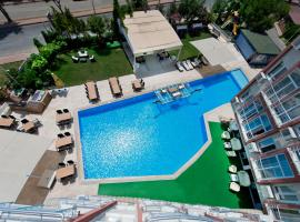 Lara World Hotel Antalya Turkey
