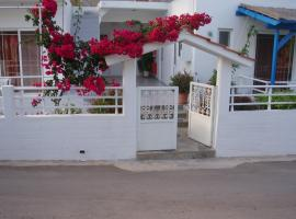 Georgias Rooms Livadia Greece