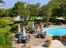 The Farmhouse Hotel and Restaurant St Saviour Guernsey 英国