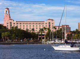 Vinoy Renaissance St. Petersburg Resort, A Marriott Luxury & Lifestyle Hotel St Petersburg ABD