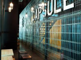 Hotel photo: Capsule by Container Hotel
