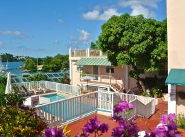 Poinsettia Villa Apartments Castries Saint Lucia