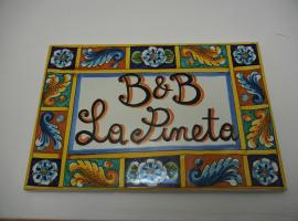Hotel photo: B&B La Pineta