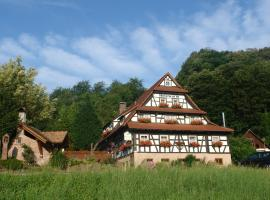 Hotel Photo: Naturparkhotel Holzwurm