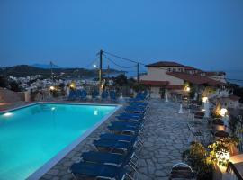 Poseidon Luxury Villa Skiathos Town Greece