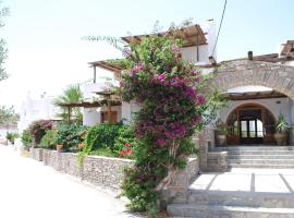 Siroco's Rooms And Studios Parikia Greece