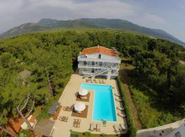 Kazaviti Hotel & Apartments Prínos Greece