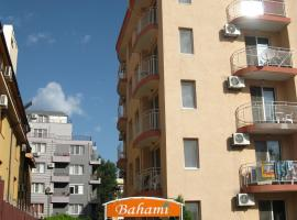 Bahamas Apartments Sunny Beach Bulgaria