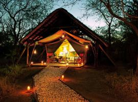 KwaMbili Game Lodge Thornybush Game Reserve Sud Africa