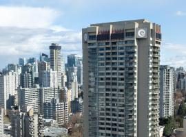 Coast Plaza Hotel and Suites Vancouver Canada