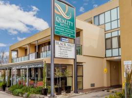 Hotel near Avalon airport : Quality Hotel Bayside Geelong