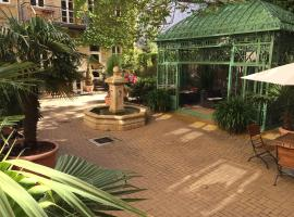 Garden Living - Boutique Hotel Berlin Germania