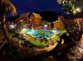 Palm House Boutique & Spa Kep Cambodia