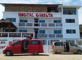 Hotel photo: Hostal Cruzita