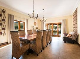 Villa Westhof Accommodation Stellenbosch South Africa