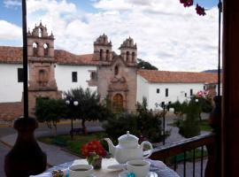 Fallen Angel - The Small Luxury Guest House Cusco Perù
