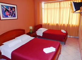 Hotel photo: Hotel Mediterraneo Chiclayo