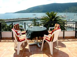 Hotel photo: Herceg Novi, Škver, apartment