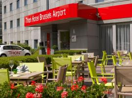 Hotel photo: Thon Hotel Brussels Airport