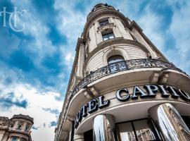 Capitol Hotel Bucharest Romania