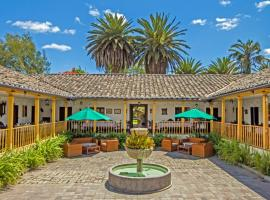Hotel Photo: Hacienda Hosteria Chorlavi